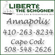 Liberte the Schooner