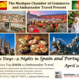 Spain and Portugal Trip Information Session