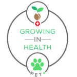 Growing in Health logo