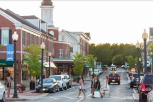 Mashpee Commons Shopping
